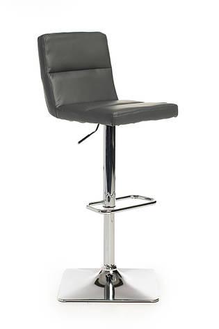 Барный стул В-109 (эко.кожа, Графит), фото 2