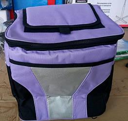 Термосумка сумка холодильник на 10л с верхним открытием TS-309 + Аккумулятор холода в Подарок