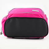 Рюкзак шкільний каркасний Kite Education К19-720S-1 Smart рожевий, фото 9