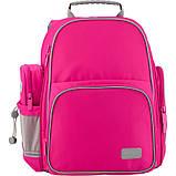 Рюкзак шкільний каркасний Kite Education К19-720S-1 Smart рожевий, фото 10