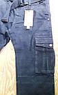 Джинси чоловічі ITENO (Tophero) оригінал р. 34 прямі сині весна/осінь (є інші кольори), фото 4