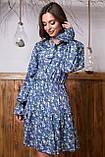 1324/7 Женское повседневное штапельное платье разные цвета, фото 8
