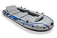 Надувная лодка Intex 68325 Excursion 5, фото 3