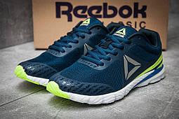 Кроссовки женские 12123, Reebok  Harmony Racer, темно-синие ( 38  )