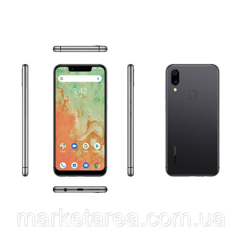 Телефон Umidigi A3X black 3/16 гб