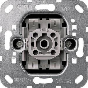 Механизм выключателя 1-кл. перекрёстного GIRA System 55