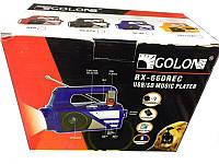 Golon RX-660 REC USB/SD MP3 FM Фонарь, фото 3
