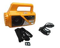 Golon RX-660 REC USB/SD MP3 FM Фонарь, фото 4