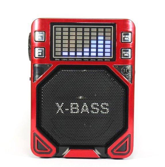 Радиоприемник RX 7000 REC, музыкальная колонка радио