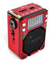 Радиоприемник RX 7000 REC, музыкальная колонка радио, фото 2