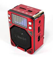 Радиоприемник RX 7000 REC, музыкальная колонка радио, фото 3