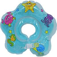 Круг для купания малышей Малятко MS 0128, фото 2