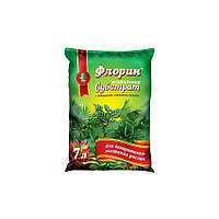 Субстрат для декоративно-лиственных растений 7 л Флорин (680000)