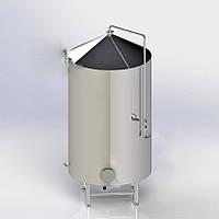 Бак горячей воды на 300-2800 литров