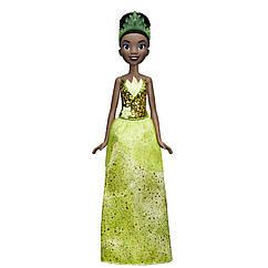Кукла принцессы Дисней Королевский блеск Тиана 28 см. Оригинал Hasbro E4162/E4021