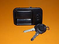 Ручка бардачка личинка+ключ VW golf3 vento VAG 1H6147