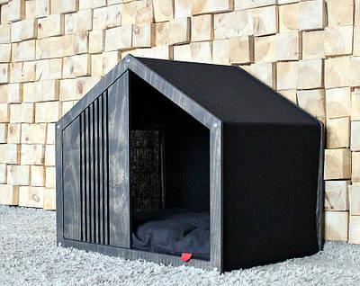 КІТ-ПЕС by smartwood Будиночок для кішки кота Будка для кішки кота Спальне місце