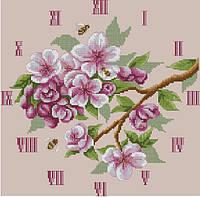 Набор для вышивки крестом. Размер: 23*22,5 см