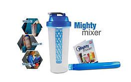 Стакан - шейкер для коктейлів Mighty Mixer ручний