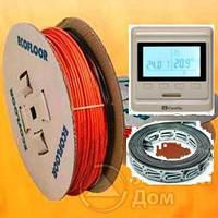 Комплект теплого пола Fenix. 1,5м. кв., 260 Вт. с недельным термостатом