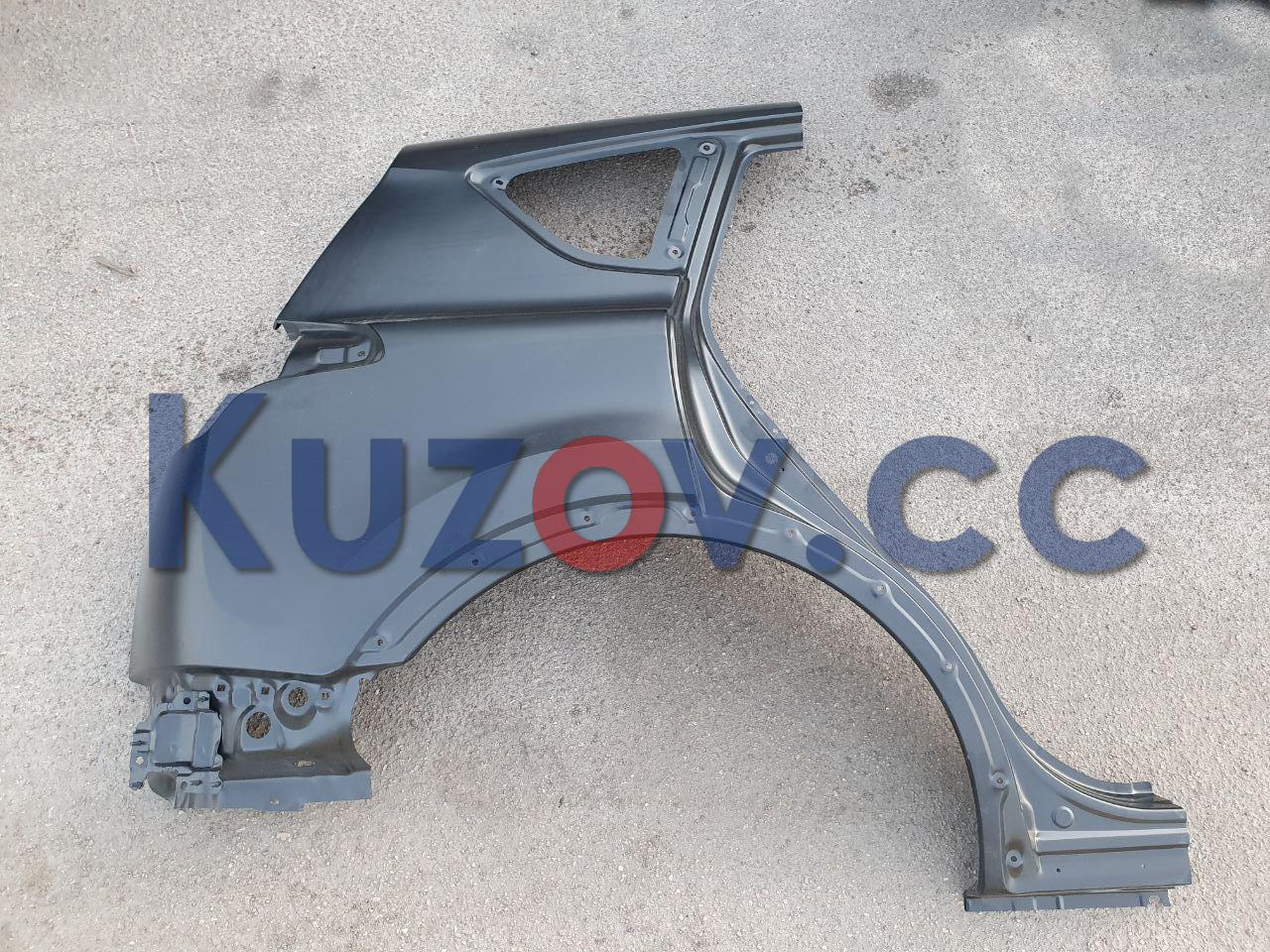 Крыло заднее правое Toyota Rav4 '13-18 (FPS) 616010R110
