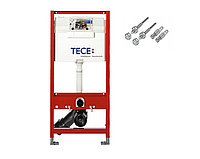 Инсталляция TECE с подвесным унитазом без ободка CATALANO NEW LIGHT Newflush + крышка Softclose, фото 1