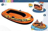 Детская надувная лодка Explorer 100 Pro Intex 58355, фото 2