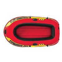 Детская надувная лодка Explorer 100 Pro Intex 58355, фото 3