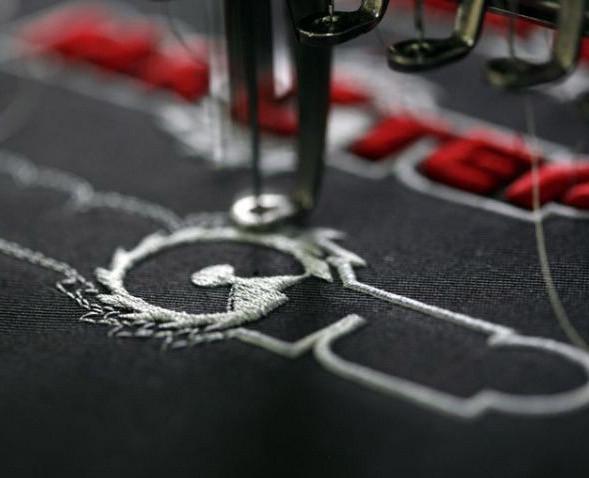 Вышивка на ткани под заказ, вышивка на крое и готовых изделиях, компьютерная вышивка на заказ