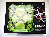 Квадрокоптер Pioneer CD622 c WiFi камерою, фото 9