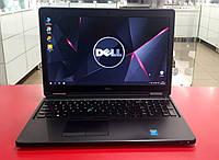 "Ноутбук Dell Latitude E 5550 15.6"" Intel Core i5 2.2 GHz 4 GB RAM 500 GB HDD Black Б/У, фото 1"