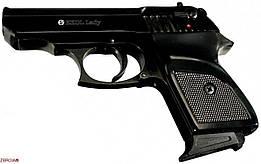 Пистолет сигнальный Ekol Lady Black