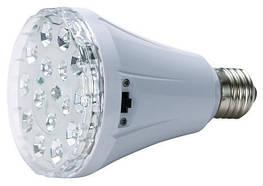 Світлодіодна енергозберігаюча лампа з акумулятором і функцією аварійного живлення 1895