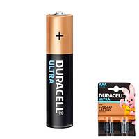 Батарейка AAA LR3 Duracell Ultra щелочная 1.5В