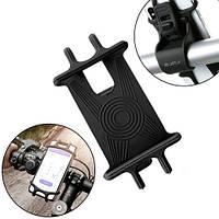 Велосипедный держатель для смартфона универсальный силиконовый Raxfly