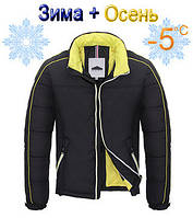 Куртка демисезонная MOC - 346 черная
