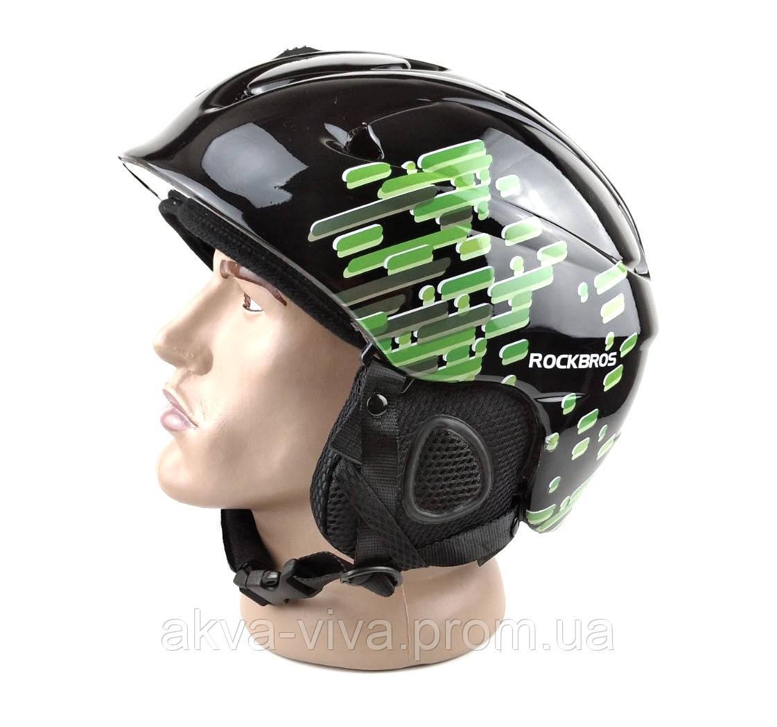 Шлем лыжный для сноубордистов и лыжников ROCKBROS (ШГ-1031)
