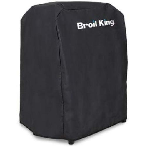 Чехол для угольного гриля из износостойкого всесезонного материала Broil King PORTA-CHEF PRO 67420