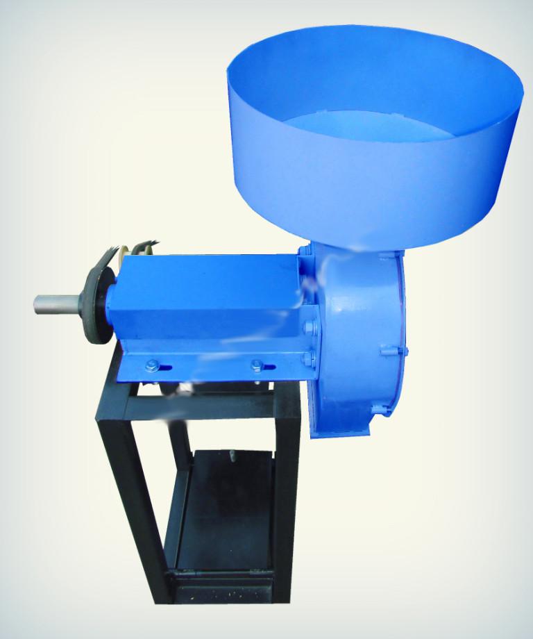Крупорушка (зернодробилка) под электродвигатель