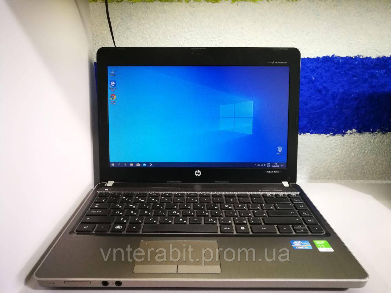 Ноутбук HP ProBook 4330s/Intel i3-2350m (2.3GHz)/4GB/HD 3000