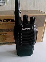 Радиостанция Baofeng BF-888s + усиленный АКБ 2800 мАч и усиленная антенна 771, фото 1