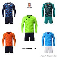 Футбольная форма с длинным рукавом Europaw 027W