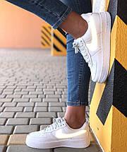 Женские и мужские кроссовки Nike Air Force 1 Low Рефлективные, фото 3