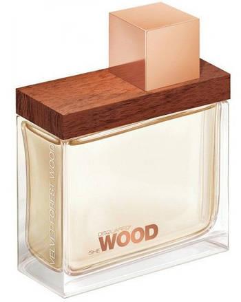 Оригінал Dsquared2 She Wood Velvet Forest Wood 30ml edp Дискваред Ши Вуд Вельвет Вуд Форест