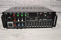 Усилитель мощности звука UKC / MAX AV-326BT Bluetooth, фото 2