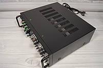 Усилитель мощности звука UKC / MAX AV-326BT Bluetooth, фото 5