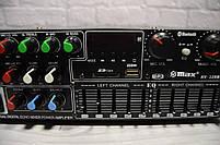 Усилитель мощности звука UKC / MAX AV-326BT Bluetooth, фото 8