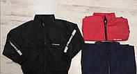Куртки ветровки для мальчиков 110/160 см
