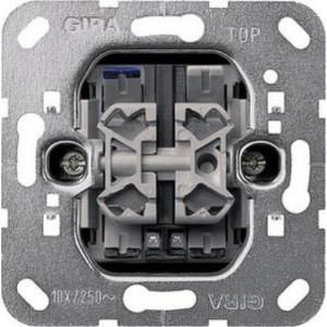 Механизм выключателя 2-кл. GIRA System 55