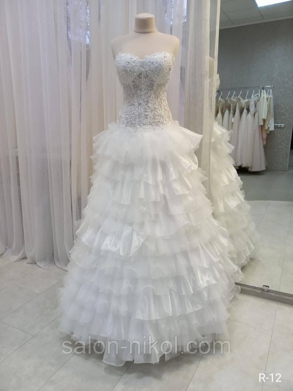Свадебное платье R-12